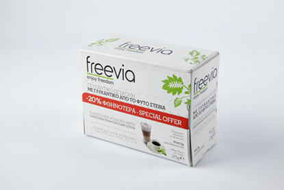 Picture of FREEVIA STEVIA STICKS PACK 50PCS