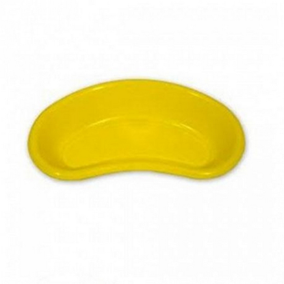 Picture of PLASTIC KIDNEY DISH YELLOW