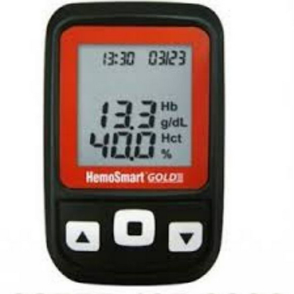 Picture of ΜONITORING SYSTEM HEMOSMART GOLD FOR THE CALCULATION OF HEMOGLOBIN AND HEMATOCRIT