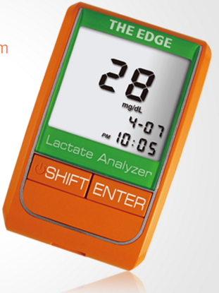 Picture of BLOOD LACTATE MONITORING SYSTEM HANDHELD  THE EDGE APEX BIO