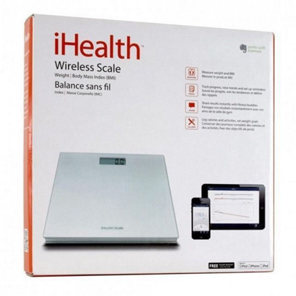 Picture of Ασύρματη ζυγαριά iHealth HS3 Bluetooth