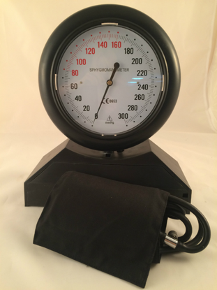 Picture of BLOOD PRESSURE MONITOR VARIO FOR CHILDREN WITH VELCRO GREEN CUFF 288.06.301