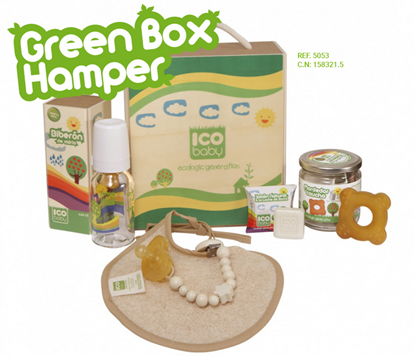 Picture of ΣΕΤ ΠΡΟΙΟΝΤΩΝ ICOBABY GREEN BOX 7035