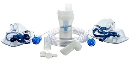 Picture for category Nebulizer's Acessories