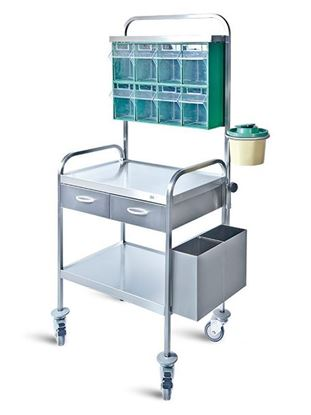 Picture of MEDICINE TROLLEY – D-25