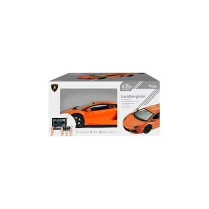 Picture of WIRELESS iCAR LAMBORGHINI S680 ORANGE