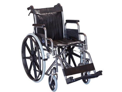 Picture of Αναπηρικό Αμαξίδιο Economy III Συμπαγείς Τροχοί  0808365