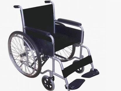 Picture of Αναπηρικό Αμαξίδιο Απλό 0808383 Βasic I