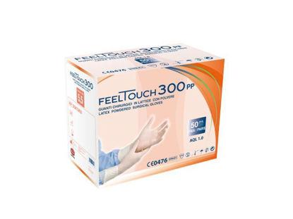 Picture of Γάντια χειρουργικά αποστειρωμένα ανά ζεύγος FeelTouch 300 Νο.7