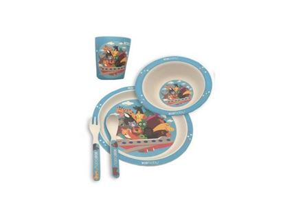 Picture of BABY DISH SET ICOBABY 4071 AIRPLANE