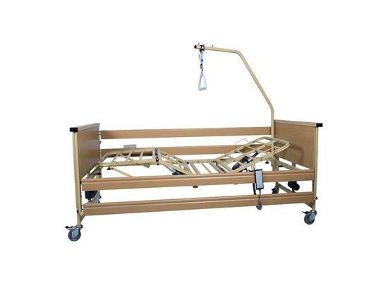 Picture of ELECTRIC NURSING BED MULTIPURPOSE TRENTO 1