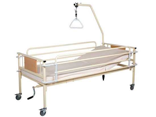 Picture of MANUALLY NURSING BED FOLDABLE KN 200.10 ECO