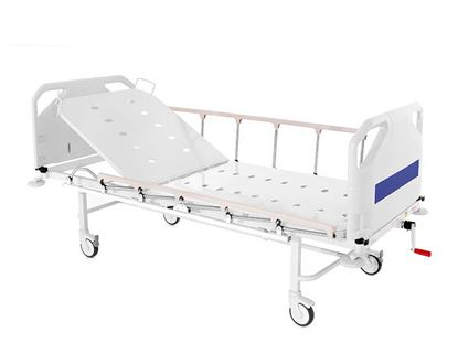 Picture of HOSPITAL BED MANUAL MESPA MS 1000