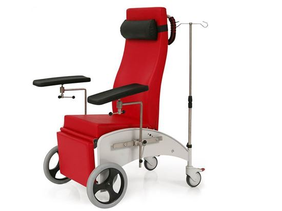 Picture of BLOOD SAMPLING CHAIR MESPA FLEXI 3K