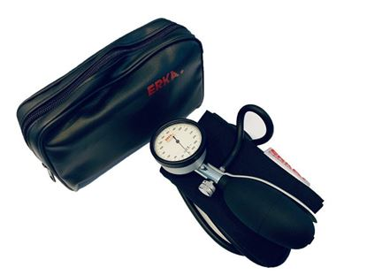 Picture of ANEROID SPHYGMOMANOMETER ERKA KOBOLD 227 SILVER