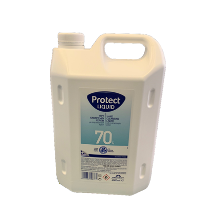 Picture of Αντισηπτικό Υγρό Protect Liquid 4lt
