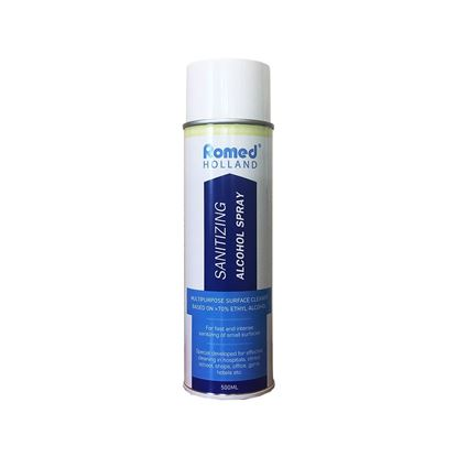Picture of ROMED SANITIZING ALCOHOL SPRAY 500ml
